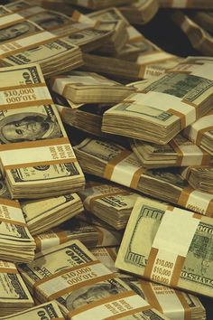 Money Stacks Wallpaper