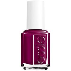 essie Fall 2015 Nail Polish ($8.50) ❤ liked on Polyvore featuring beauty products, nail care, nail polish, nails, beauty, makeup, essie, purple, filler and essie nail color
