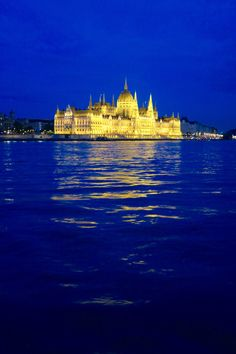 Why Budapest is best at night.