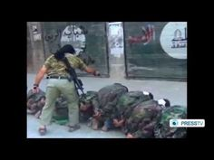 18+ not for shock, very graphic! Syria | The Scenes Which Are Not Being Broadcasted in mainstream - YouTube