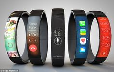 The new claims about a rounded design contradict previous reports the iWatch would have a ...