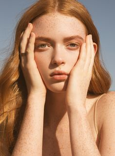 Hey, i'm Larsen Thompson, age 15. I am a dancer and a model, i'm also in commercials. im very creative.