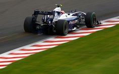 Kazuki Nakajima - Williams FW31 - 2009