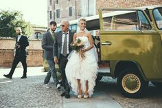 Zara Man For A Industrial Wedding In Italy With Bride In Bespoke Gown And Intimate Reception At La Commedia della Pentola Restaurant with Images By Maria Bryzhko Mermaid Bride Dresses, Indian Bride Dresses, Princess Bride Dress, Bride Dress Simple, Lace Bride, Bridal Gowns, Wedding Dresses, Wedding Photography, Industrial Wedding