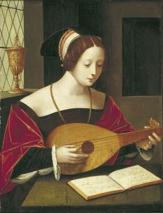 María Magdalena.