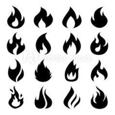 Icon Design, Design Art, Logo Design, Logo Typo, Grill Logo, Affinity Designer, Stencil Designs, Pictogram, Grafik Design