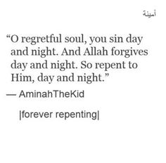 that's why we pray 5 times a day in Islam