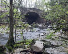 McCormicks Creek State Park, an Indiana State Park located nearby Bloomington, Martinsville and Spencer