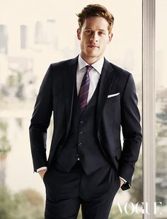 James Norton... I know he's a rapist psycho in Happy Valley... But holy shit ❤️