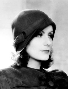 Greta Garbo, 1933, photo by Clarence Sinclair Bull