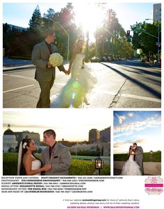 Who wants to see Jamie & Alex's incredible Hyatt Regency Sacramento  wedding with photos from Eye Connoisseur Photography? Head over to the blog to check out the beautiful flowers from Ambience Floral Design, the fab hair & make-up by Lea Buehler B Gorgeous and the stunning attire from Dreamnette Bridal and The Bridal Box!  http://www.realweddingsmag.com/sacramento-weddings-real-weddings-wednesday-jamie-alex/