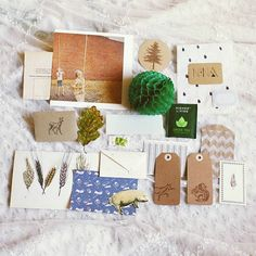 Seaweed Kisses: For the love of snail mail- Tina