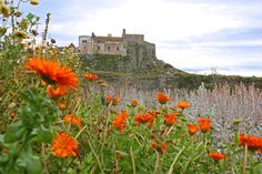 Audaciter-Deus Hall (Lindisfarne Castle on Holy Island in Northumberland)