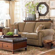 Perfect #bassettfurniture Beautiful Casual, Comfortable, And Classy Sofa, By Bassett  Furniture