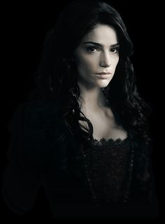 Janet Montgomery as Mary Sibley - Salem Cast & Crew