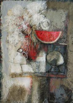 Untitled - by Liliana Spik (1967), Russian