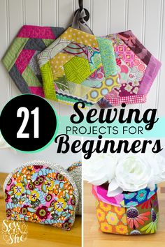Sewing Machine Projects, Machine Embroidery Projects, Small Sewing Projects, Sewing Projects For Beginners, Sewing Tutorials, Sewing Crafts, Free Tutorials, Sewing Blogs, Sewing Hacks