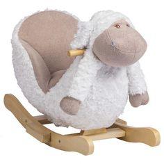 Rockin' Rider Bashful the Lamb Baby Rocker
