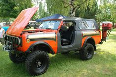 1977 International Harvester Scout SSII