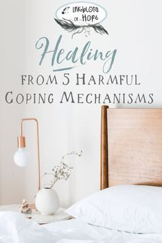 Healing from 5 Harmful Coping Mechanisms & a Better Way Forward pt. Christian Living, Christian Life, Christian Women, Mental And Emotional Health, Emotional Healing, Spiritual Growth, Spiritual Practices, Overcoming Anxiety, Coping Mechanisms