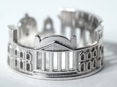 Cityscape rings. WANT!
