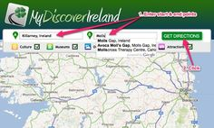 Finding Your Way in Ireland with My Discover Ireland