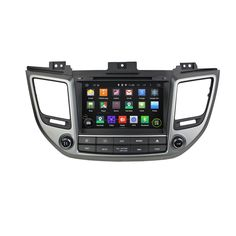 8Inch Quad Core HD1024*600 Android 5.1 Car DVD Player For Hyundai For 2015 IX35 Stereo Car Multimedia Player Free 8GB MAP Card