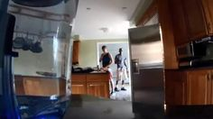 #Home #security #camera captures clear video of two teen burglars who broke into Stamford home