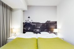 Furnished apartments, hostels and aparthotels in Scandinavia - Forenom