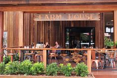 Farmhouse Cafe Kedron