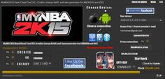 MyNBA2K15 hack cheat for ANDROID and iOS