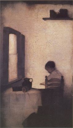 Jan Mankes, Dutch, 1889-1920