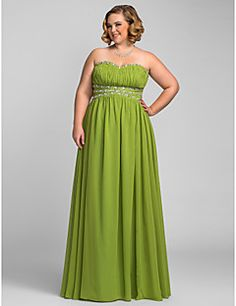 Formal+Evening+/+Prom+/+Military+Ball+Dress+-+Clover+Plus+Si...+–+USD+$+101.99