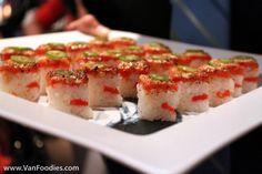 Aburi Salmon Oshi Sushi at Minami Restaurant Yaletown _OOOOMMMMGGG!!