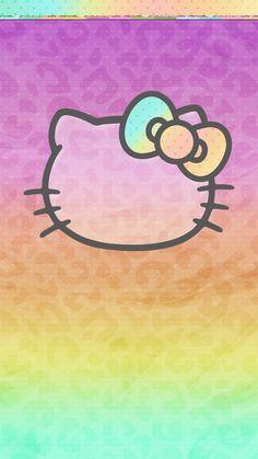 #digitalcutewalls Ipod Wallpaper, Love Wallpaper, Cellphone Wallpaper, Wallpaper Backgrounds, Hello Kitty Backgrounds, Hello Kitty Wallpaper, Melody Hello Kitty, Matching Wallpaper, Art Quotes
