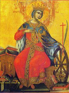 ΦΟΙΒΟΣ Ι. ΠΙΟΜΠΙΝΟΣ: Réflexions sur la thématique de l'iconographie orthodoxe