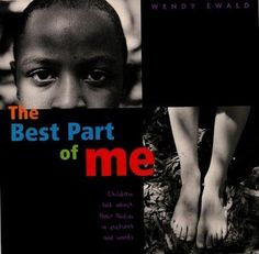 The book The Best Part of Me by Wendy Ewald is an awesome book for reminding our students that 'We are all unique and special'.