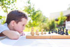 Why Teaching Kids to Play Chess Is Worth the Time and Effort via @helloparentco