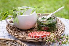 Home Canning, Preserving Food, Korn, Food Storage, Preserves, Pesto, Spices, Herbs, Smoothie