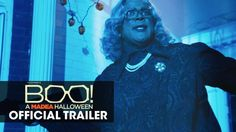 Boo! A Madea Halloween Trailer on zomBtees!