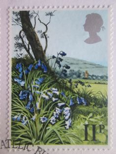 first day covers british flowers 21 march 1979