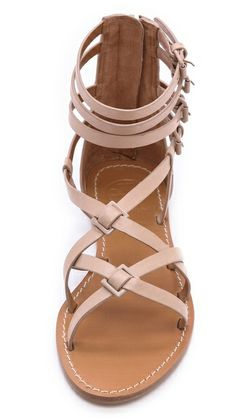 Tory Burch Lucas Flat Sandals | shopbop