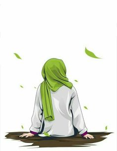 İslamic anime ve tesettür - Best of Wallpapers for Andriod and ios Cartoon Kunst, Cartoon Art, Cartoon Images, Whatsapp Info, Hijab Drawing, Moslem, Cute Love Pictures, Islamic Cartoon, Cute Girl Wallpaper