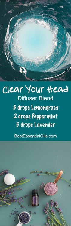 Clear Your Head doTERRA Diffuser Blend