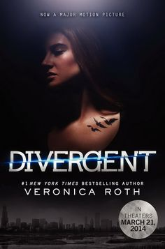 This special edition of the first book in Veronica Roth's #1 New York Times bestselling Divergent trilogy features cover artwork from the major motion picture starring Shailene Woodley, Theo James, and Kate Winslet. This dystopian series set in a futuristic Chicago has captured the hearts of millions of teen and adult readers.Perfect for fans of the Hunger Games and Maze Runner series, Divergent and its sequels, Insurgent and Allegiant, are electrifying thrillers filled with tough decisions…