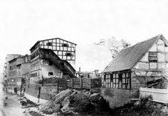 spichlerz na Czartorii, ok. 1900 roku