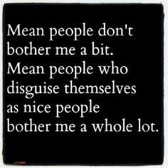 MEAN PEOPLE SUCK MEAN PEOPLE!