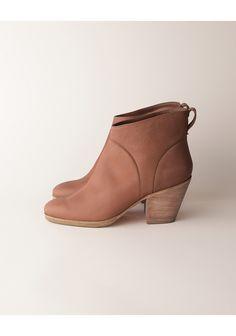 penpal short boot ▲ rachel comey