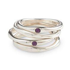 Shop Now! I found the Plum Happy Rings at http://www.arhausjewels.com/product/rg398/rings. $100.00 #arhausjewels #rings.