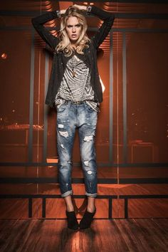 Fancy - (12) John John Denim // Lookbook Alto Inverno 2012
